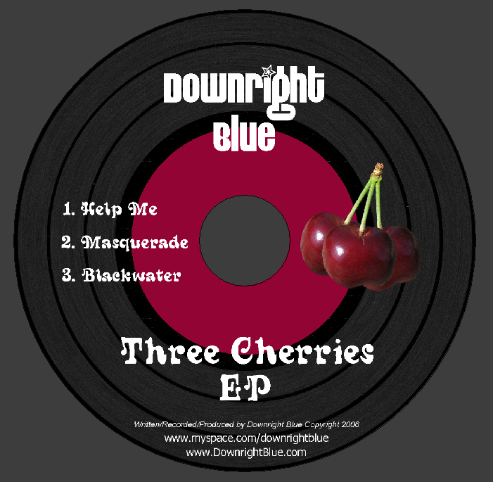 Three Cherries EP cover